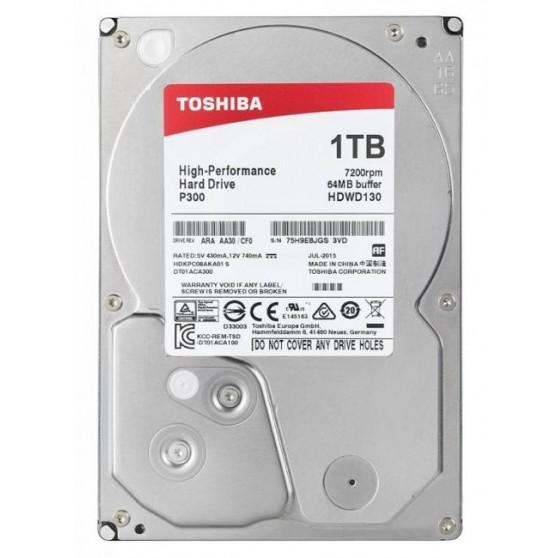 1TB Toshiba P300 High Performance