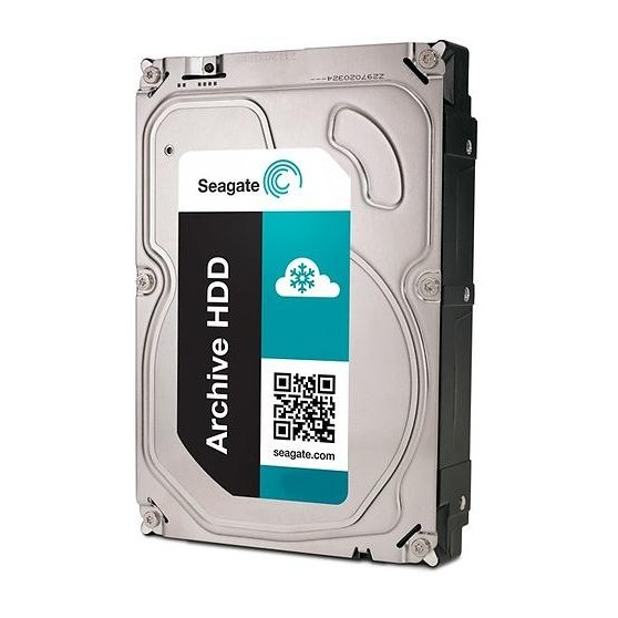 8TB Seagate Archive HDD ST8000AS0002 128MB