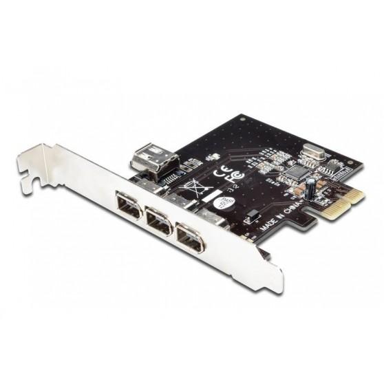 SCHEDA FIREWIRE 1394 MINI PCI-X