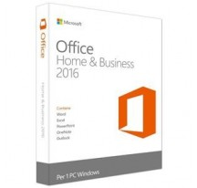 MICROSOFT OFFICE HOME & BUSINESS 2016 ITA OEM