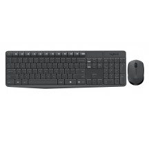 Tastiera e Mouse Wireless Logitech MK235