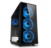 PC GAMING ASSEMBLATO i5 8600K - Ssd M2 250 - Ram 16Gb - GTX1050 4Gb