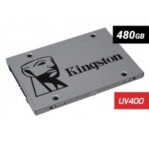 Ssd Kingston 480Gb SSDNOW UV400 - SUV400S37/480G